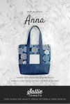 Anna tote Bag Pattern