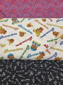 Berenstain Bears 3 yard Bundle
