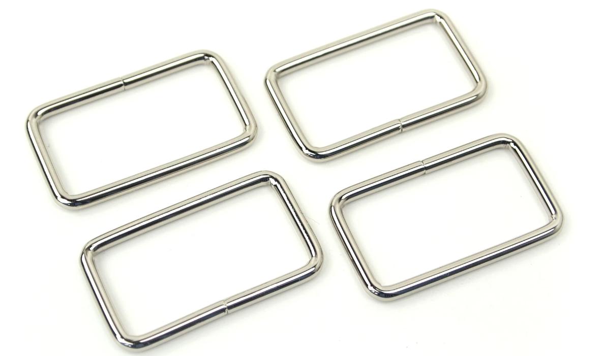 Rectangle Rings 1.5 Nickel