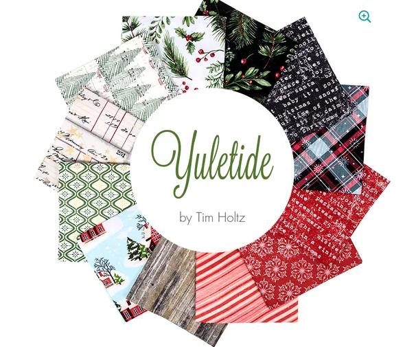 Yuletide Fat 1/4 Bundle