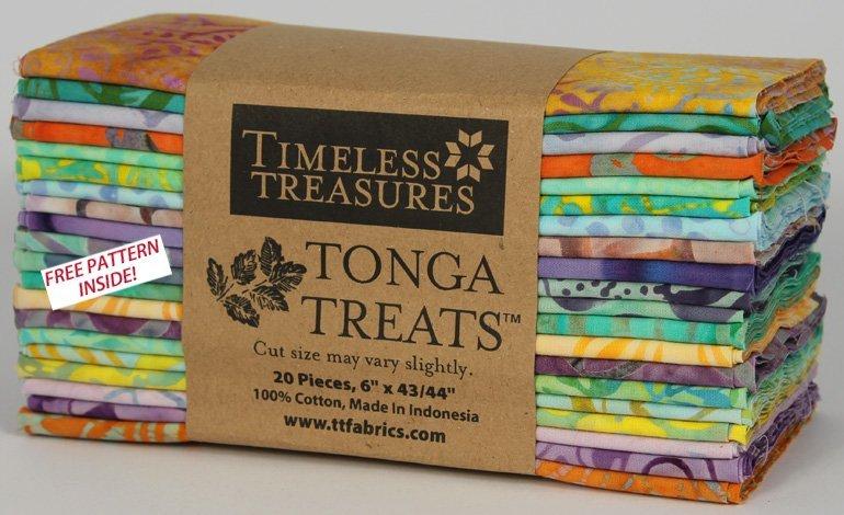 Tonga Treats Tahiti & Book
