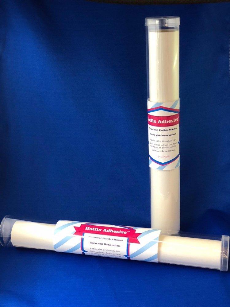 Hotfix Adhesive 12 x 4 yd Roll