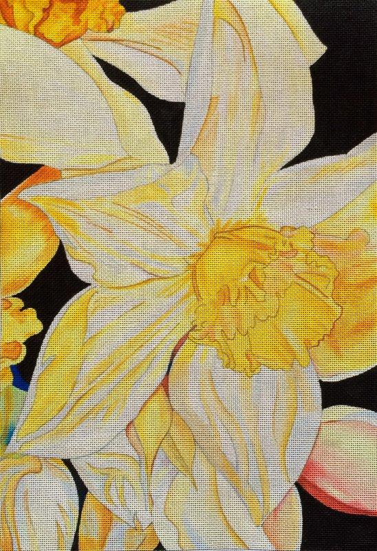 DH3882 - Daffodil Panel