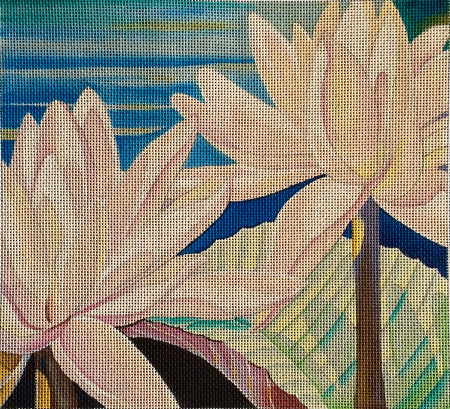 DH3883 - Water Lillies