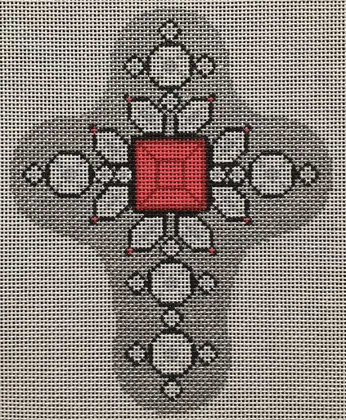 DH3922 - Diamond Jubilee Cross