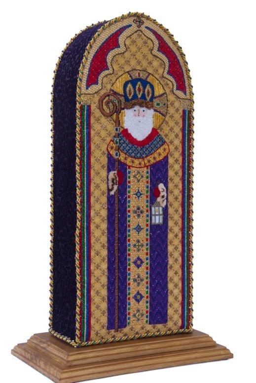F3705 - Byzantine St. Nicholas