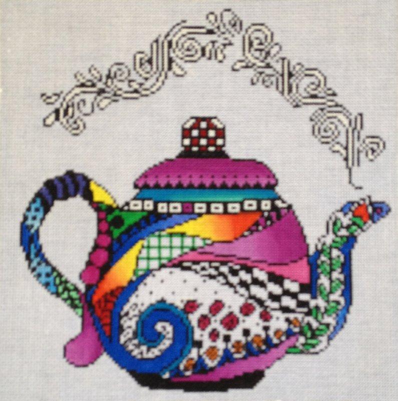 LP5000 Teapot
