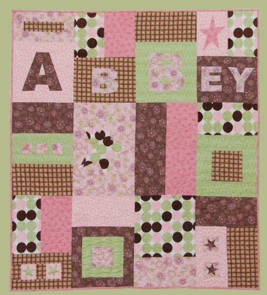 Baby Its for You Girls by Abbey Lane Quilts