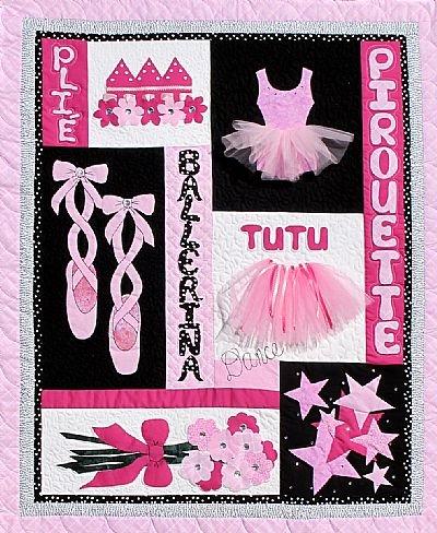 Ballerina by Bobbie G. Designs