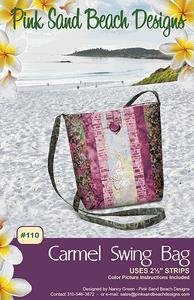 Carmel Swing Bag by Pink Snad Beach Designs