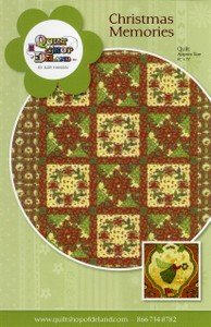 Christmas Memories by Quilt Shop of Deland