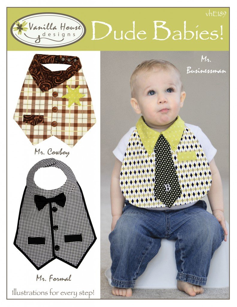 Dude Babies by Vanilla House Designs