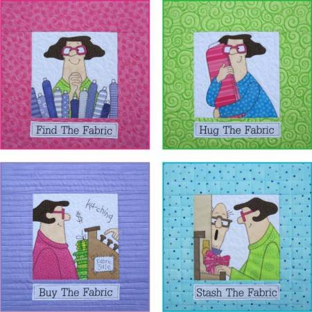 Fabric Addict by Amy Bradley Designs