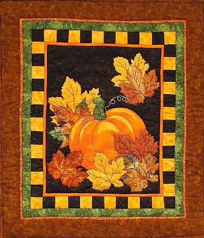 Fall Quilt by Bobbie G. Designs