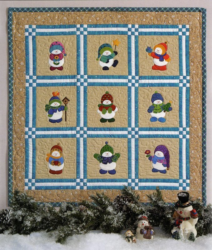 Frosty Babies by Brandywine Designs