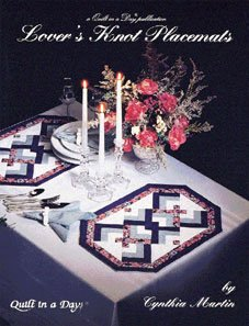 Lover's Knot Placemats from Quilt in a Day