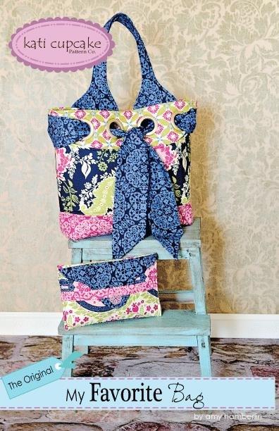 My Favorite Bag by Kati Cupcake Pattern Co.