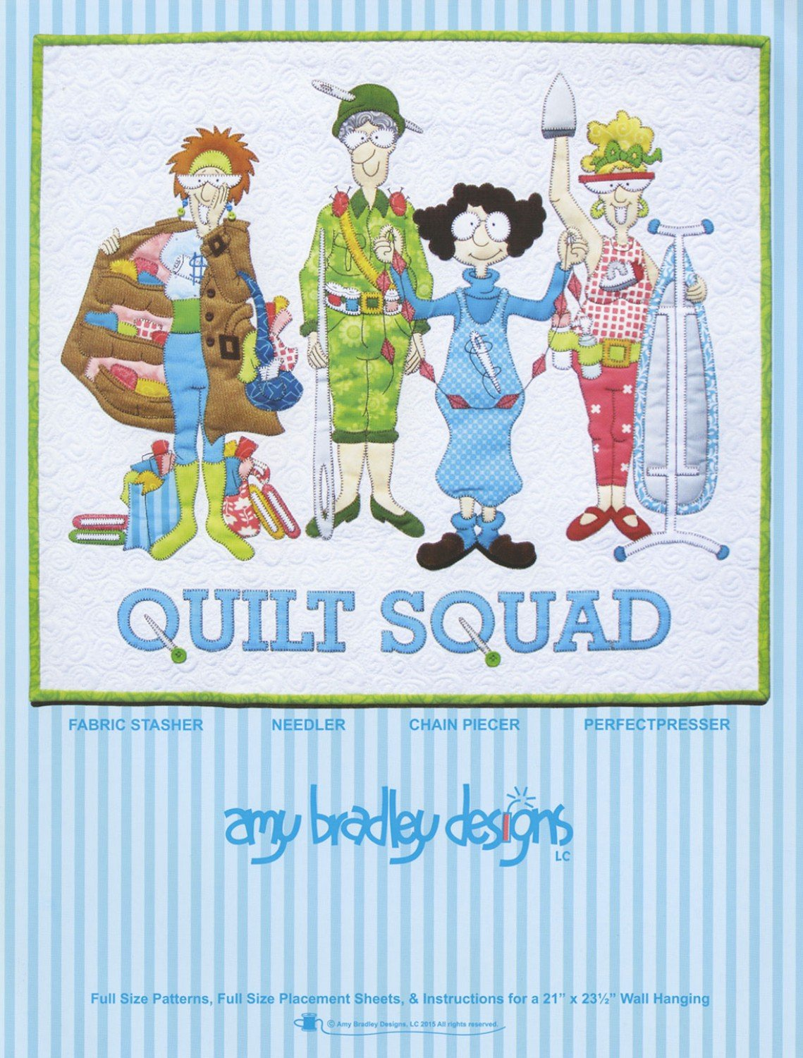 Quilt Squad by Amy Bradley Designs