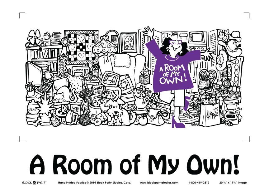 A Room of My Own by Block Party Studios