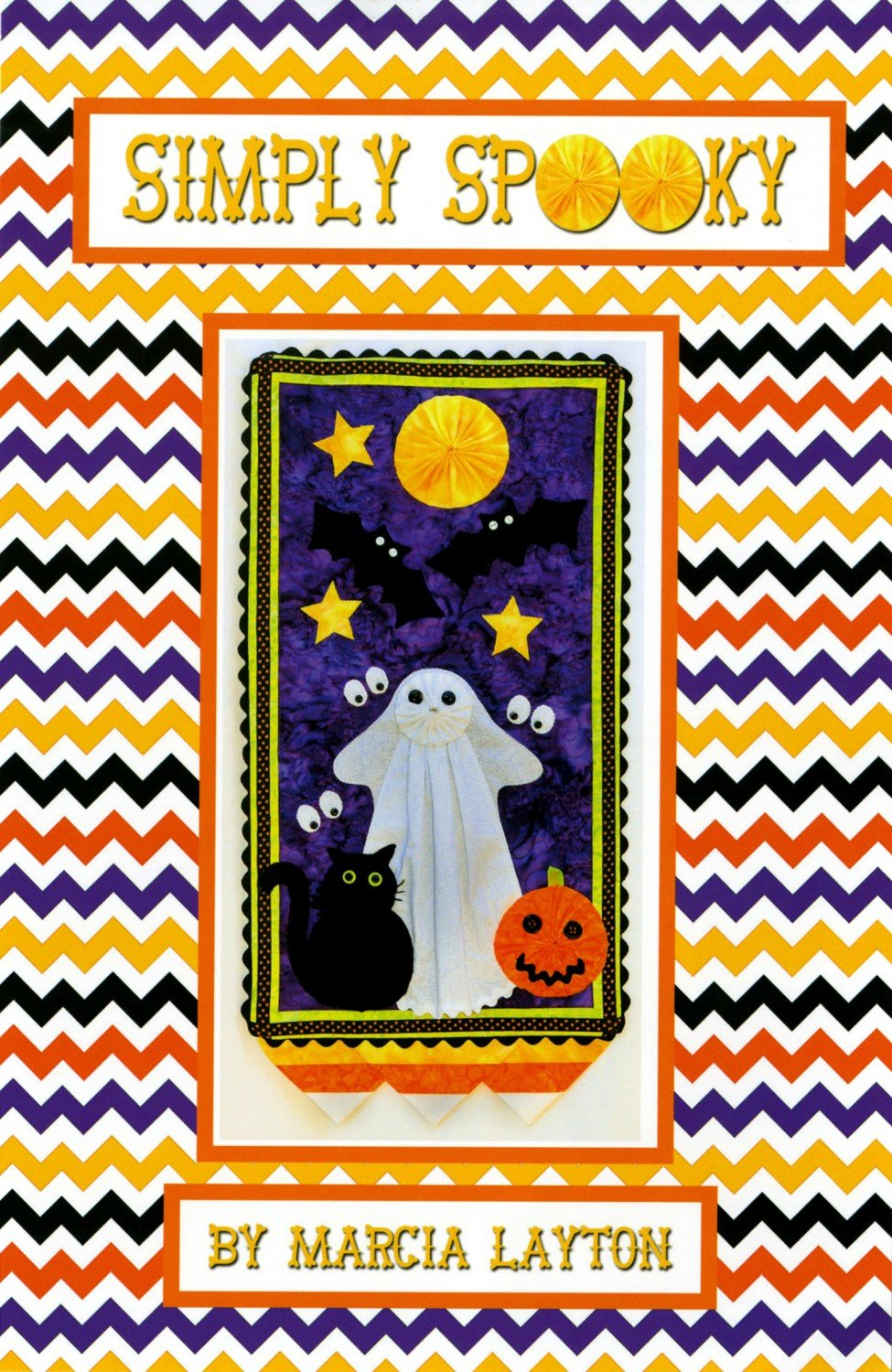 Simply Spooky by Marcia Layton