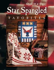 Star Spangled Favorites from Quilt in a Day