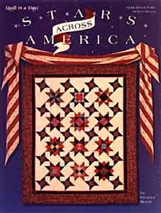 Stars Across America from Quilt in a Day