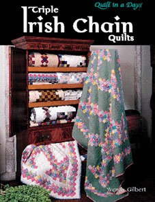 Triple Irish Chain Quilts from Quil in a Day