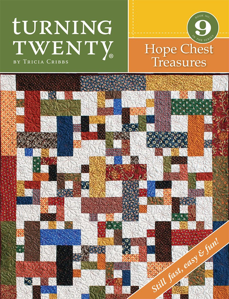 Turning Twenty Hope Chest Treasures by Trica Cribbs