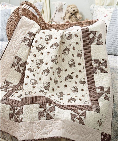 Uptown Baby by Bunny Hill Designs