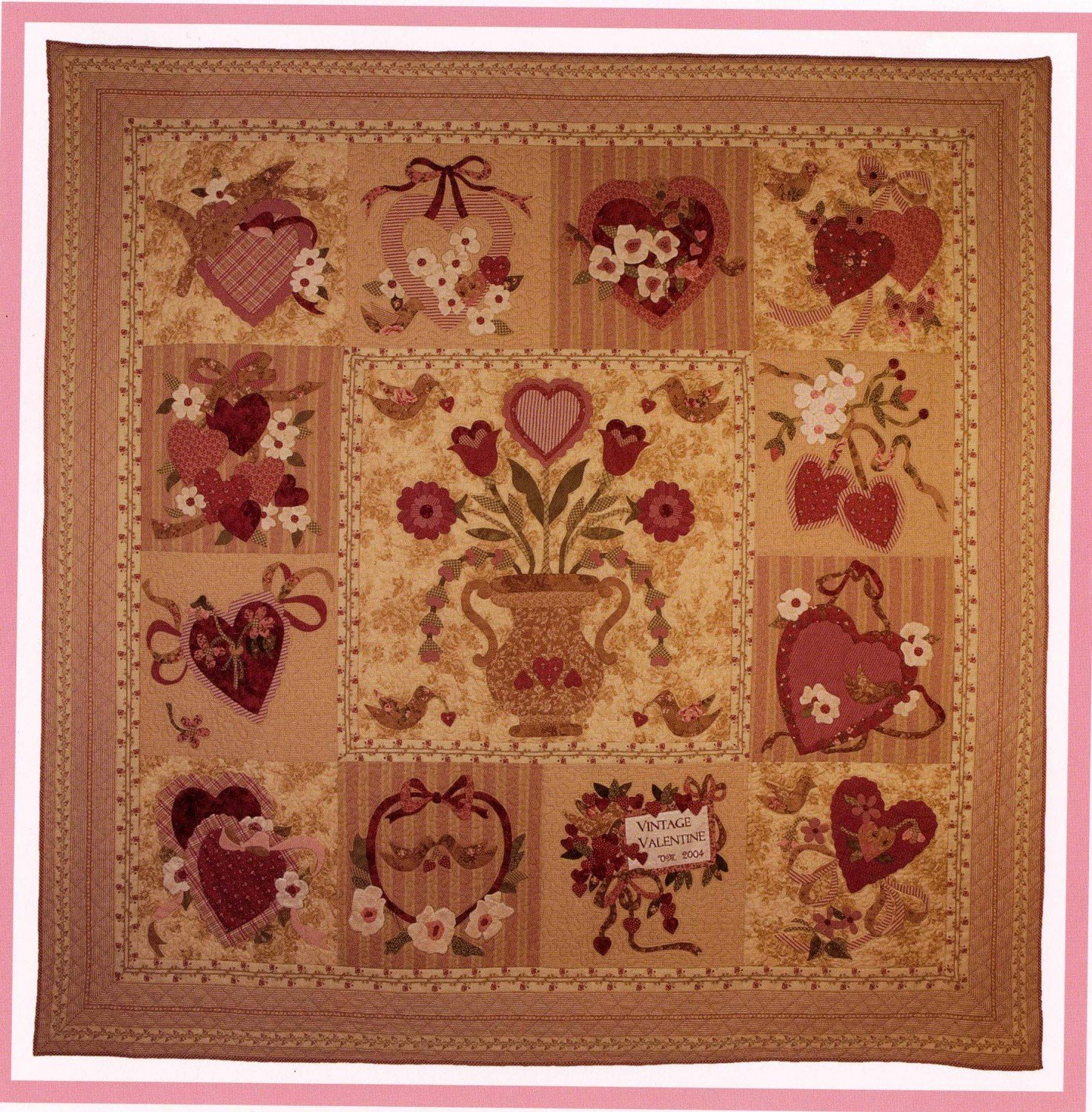 Vintage Valentine by The Vintage Spool