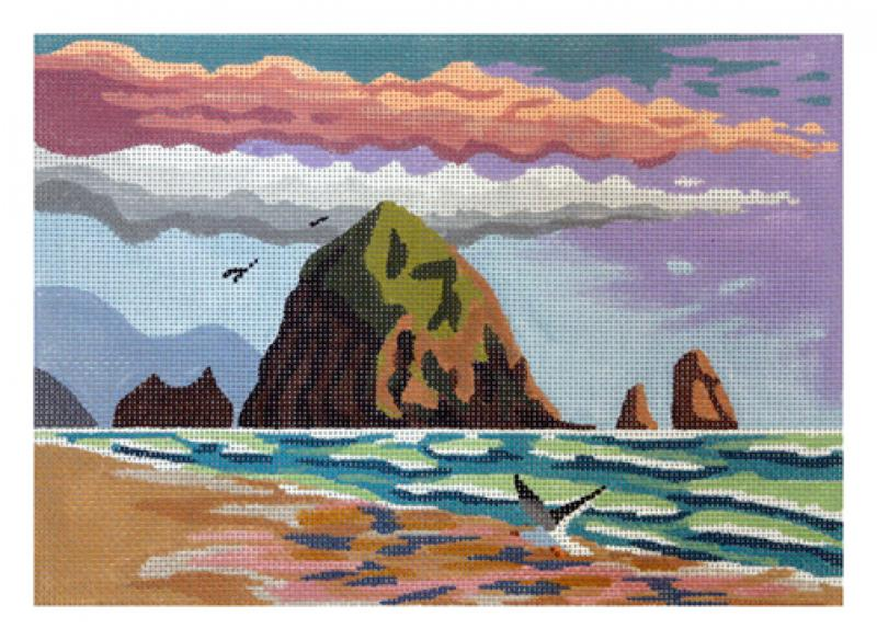 CL3612 - Haystack Rock / Medium
