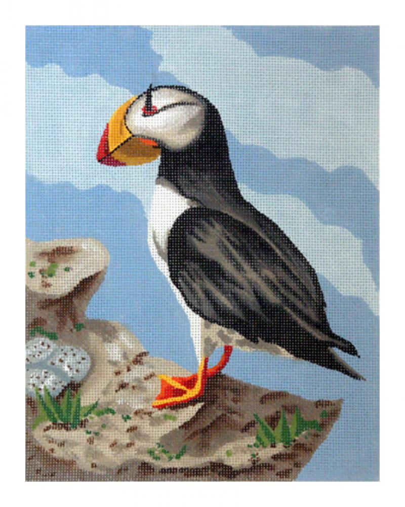 CL3614 - Horned Puffin