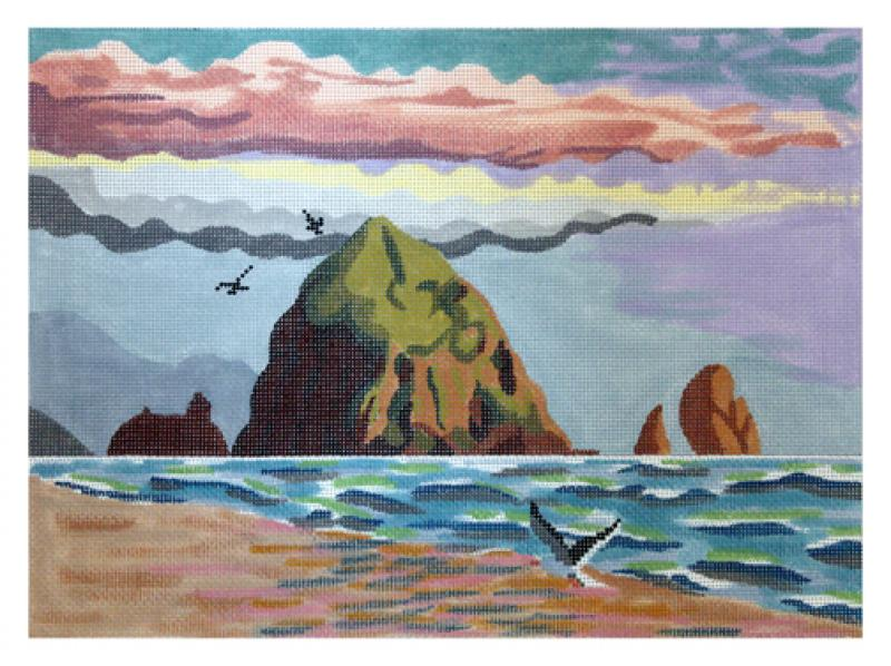 CL3620 - Haystack Rock / Large