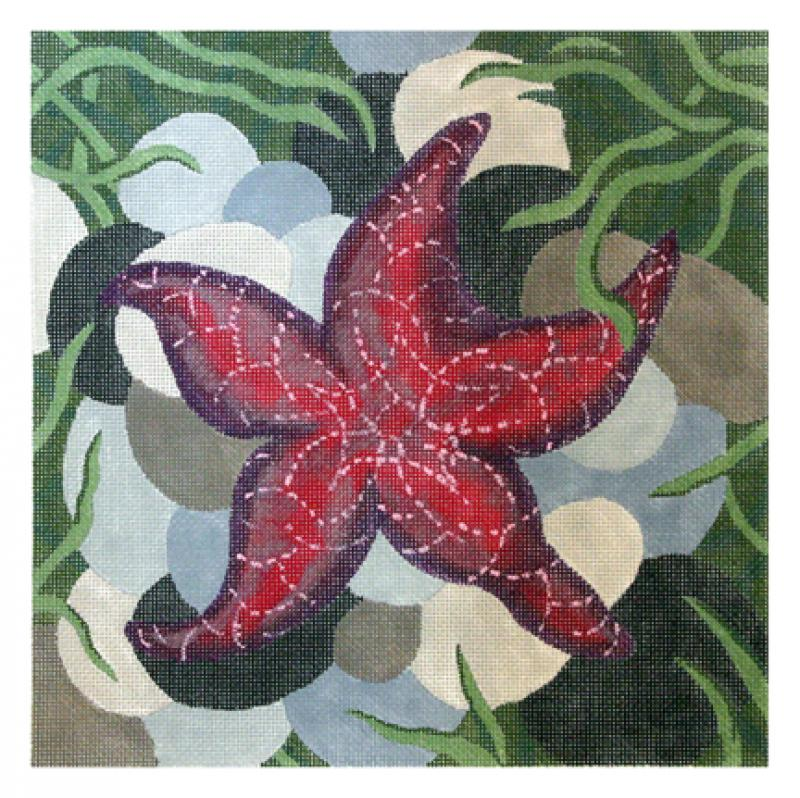 CL3622 - Purple Starfish / Large