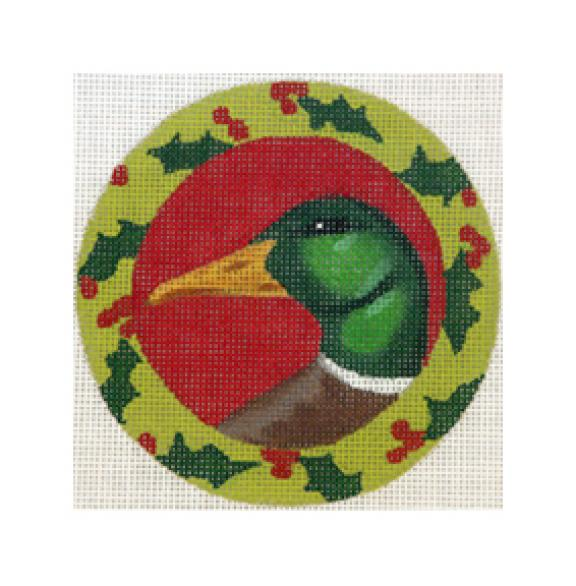 CL3631 - Christmas Duck