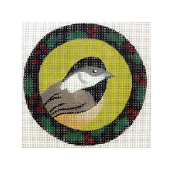 CL3634 - Christmas Chickadee