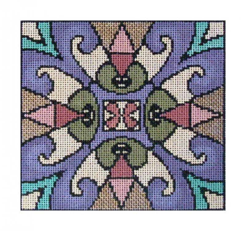 DH3600 - Purple Swirl