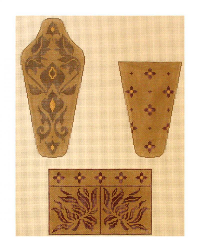 DH3684 - Baroque Scissor Case