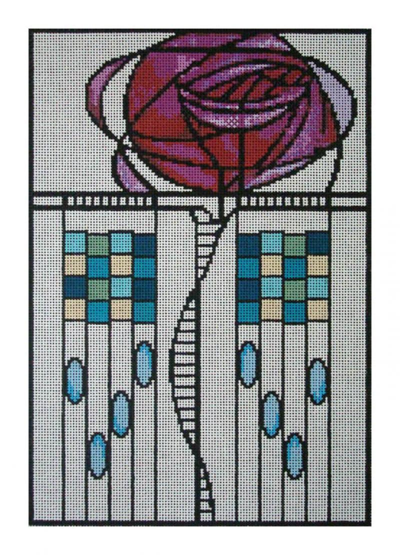 DH3687 - Rose Window