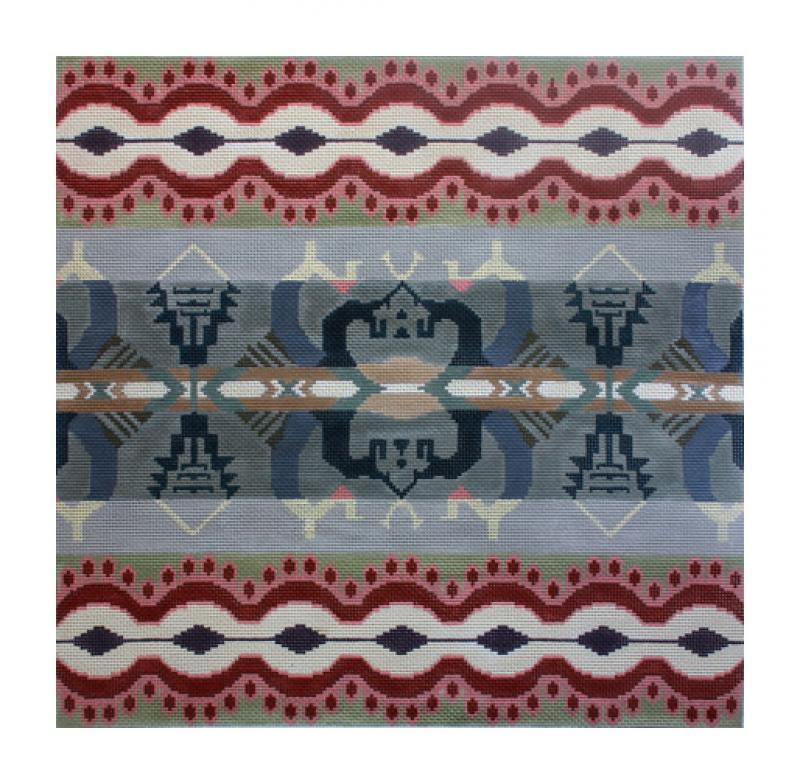 DH3730 - Pueblo Trade Blanket