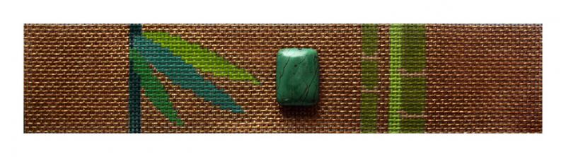 DH3783 - Bamboo Bracelet with bead