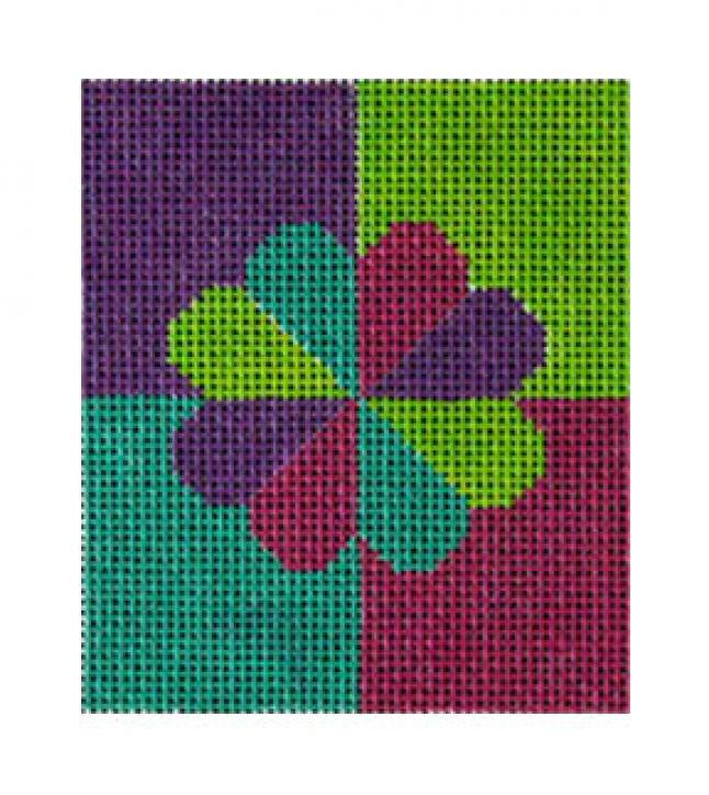 F3602 - Kaleidoscope Needle Case