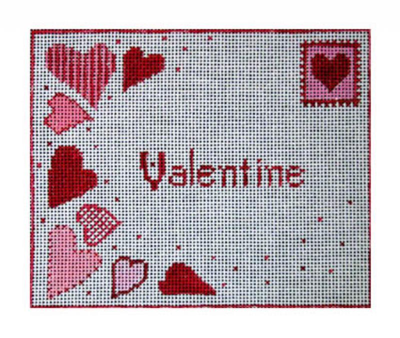 F3617 - Valentine Postcard