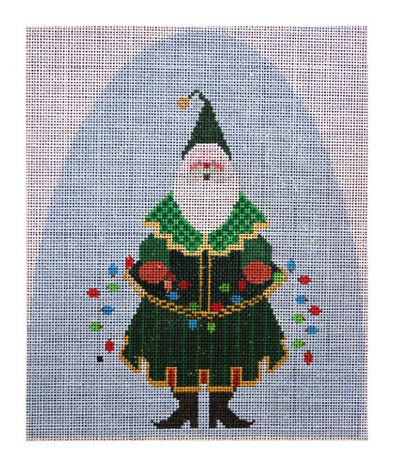 VH3610 - Santa Snowdome