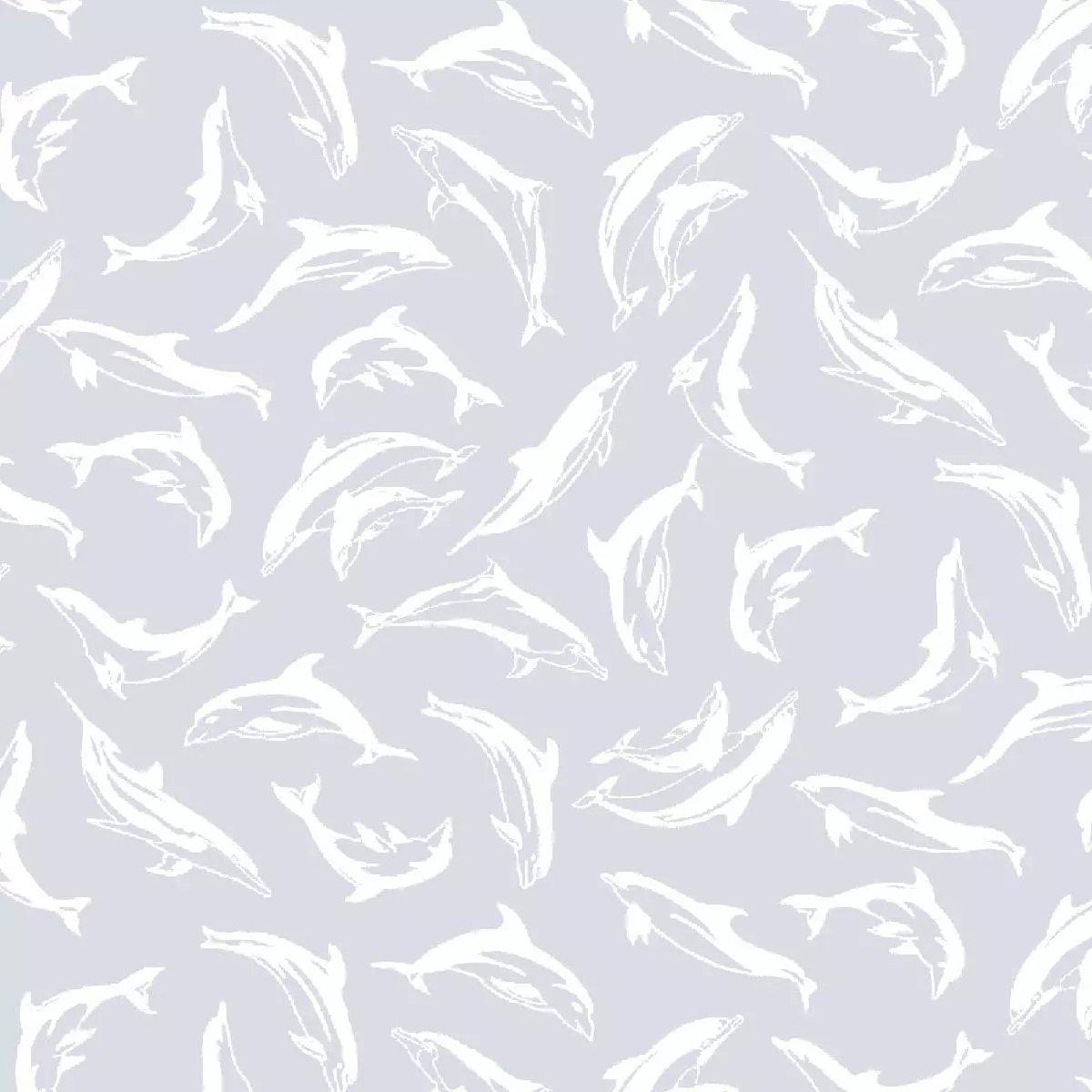 Make a Splash Dolphins - Grey