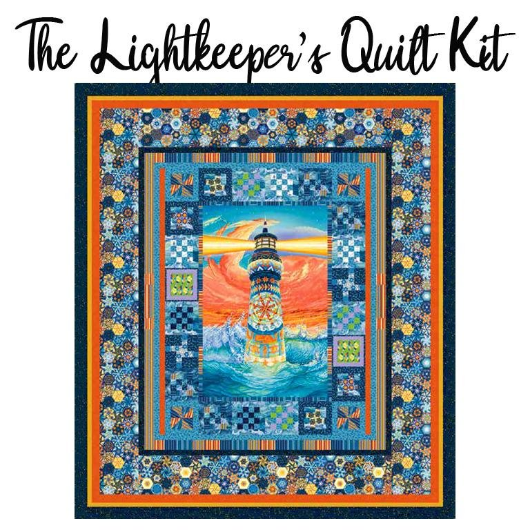 The Lightkeeper's Quilt Kit