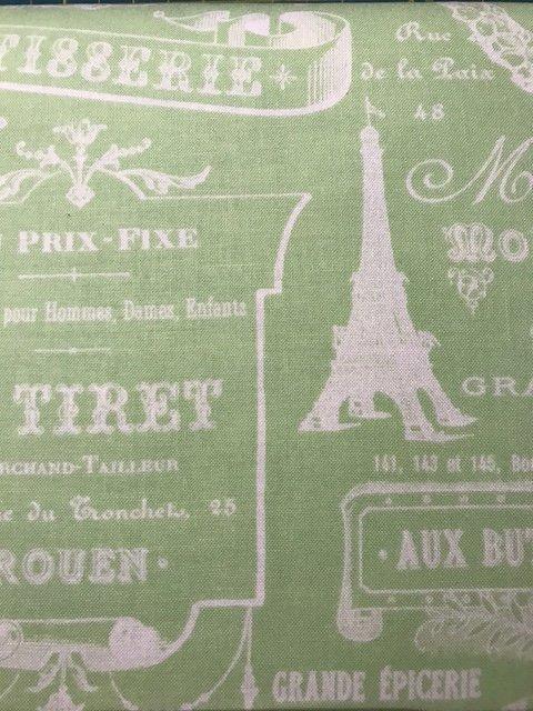 Parisian Words Sausalito Cottage Lakehouse