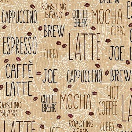 Coffee Break Text