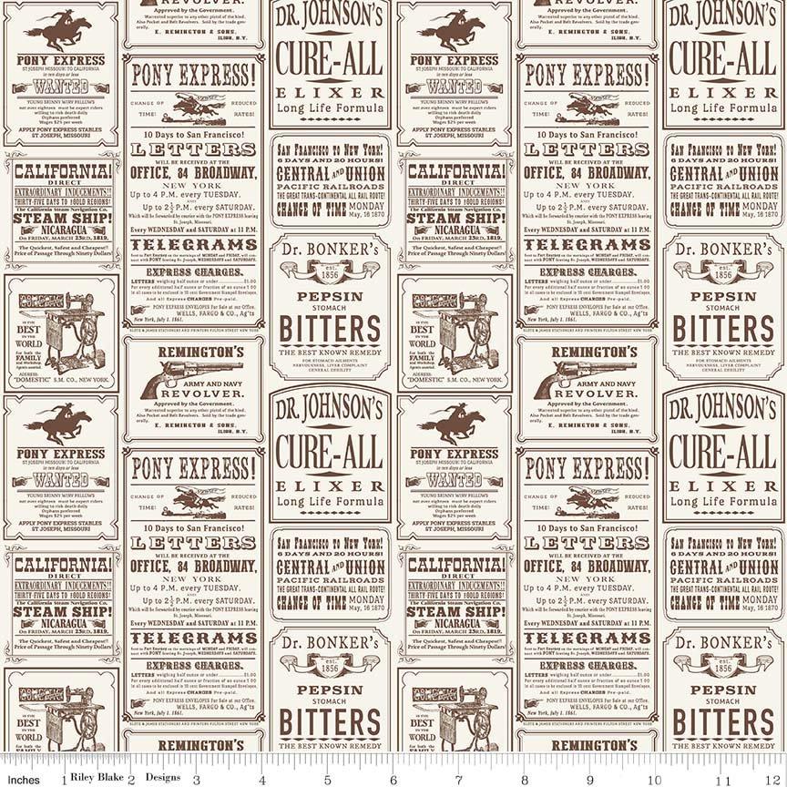 Cowboy Ads Cream