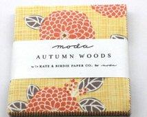 Autumn Woods Mini Charm